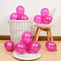 Balloon 130150180220g Wedding Arch Festive Round Decoration Pearl