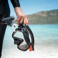 Diving Masks Professional Scuba Snorkeling Set Adult Silicone Skirt Anti-fog Goggles Glasses Swimming Fishing Pool Equipment #T3