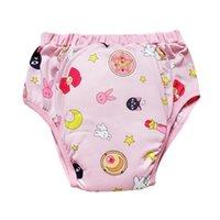 Couches en tissu imperméable adulte bébé traning pantalons pantalons DDLG réutilisables Nappies réutilisables ALOTTY DIAPER POTALTY Culotement pour garçon, fille