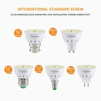 Bulbos Juss Fort LED Bombilla MR16 Spotlight Cup 220V Lámpara de ahorro de energía del hogar E27 INDORTE E14
