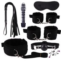 Bondage Sex Toys For Women Couples Gear Equipment Handcuffs Spike Vibrators Adults 18 Sexyshop Erotic Accessories