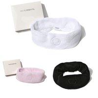 Hair Ring women Lovely Bathroom Hairband with Logo Yoga Sport Bands Soft Elastic Rope
