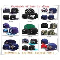 Snapback القبعات كاب كايلر أبناء المفاجئة البيسبول كرة السلة كرة السلة مخصص قبعات قابل للتعديل حجم إسقاط اختر من ألبوم CY14 U5AA