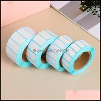 Event Festive Party Supplies Home & Garden1000Pcs Roll Adhesive Thermal Label Sticker Paper Supermarket Price Blank Direct Print Waterproof