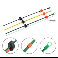 Boat Fishing Rods 20Pcs Portable Ice Rod Top Tip Stainless Steel Outdoor Winter Lure Pole Extension Tackle Accessory