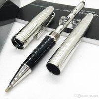 الفاخرة meisterstcek 163 القلم موجة الأسطوانة الكرة القلم حبر جاف القلم القرطاسية اللوازم مكتب المدرسة مع مونتي المسلسل رقم XY2006108