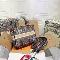 21ss kadın çapraz vücut çanta tasarımcı çanta klasik harfli çapraz çapraz geçit omuz çantası ile yüksek kaliteli kadın cüzdan