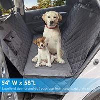 Canelos canels capa assento protetor de assento viagem oxford hammock cão pet esteira cobertor pad carga à prova d 'água portador casa