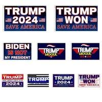 폴리 에스터 3 * 5 FT 트럼프 깃발 깃발 2024 선거 깃발 도널드 도널드 Mogul Save America 150 * 90cm 배너