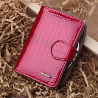 Wallets Luxury Womens And Purses Serpentine Print Soft Leather Handbag For Women Zipper Bag Card Tote Lady Purse Wallet