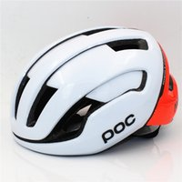 POC Raceday omne air spin Road Helmet Cycling Eps Mens Womens Ultralight Mountain Bike Comfort Safety Bicycle glasses