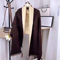 Chaude femme châle de mode classique pashmina tassel écharpe double face disponible de haute qualité hiver chaleur dames filles châle de couleur pure