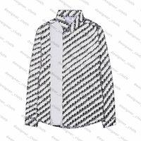 2021 남성 Womnes 디자이너 셔츠 패션 캐주얼 남자 슬림 피트 긴 소매 비즈니스 드레스 셔츠 스트라이프 여성 남자 의류 솔리드 컬러 의류 크리스천