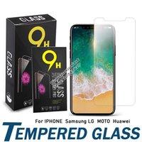 0.3mm الزجاج المقسى شاشة الهاتف حامي الشاشة ل iphone12 iPhone 12 11 برو ماكس XR XS 8 7 6 6 ثانية زائد سامسونج A01 A11 A12 A19-CORE A02 A02S LG Stylo 6 K92 5G K62 K52 K42