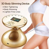 RF LED Ultrasonic Cavitation Body Slimming Massager Machine Face Lifting Rejuvenation Fat Burner Firming Device Anti Cellulite