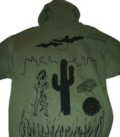 Sweats à capuche Homme Sweatshirts Mens Designer Extrêmement rare Rodeo Tour Sweats Hip Hop Graffiti High Street Sweat à capuche