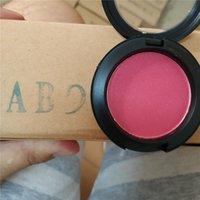유명한 얼굴 메이크업 셰리 톤 블러시 24 색 Blush 팔레트 6G 브러쉬 파우더 쉬머 블러쉬 Epacket Shipping DHL