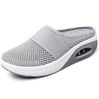 Sandals Ladies Casual Home Life Shoes Fashion Breathable Vulcanized Heel Single