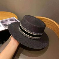 2021 Street Hats Designer Cap Bucket Hat Women Men Casquette Fitted Straw Hat Hut Caps Hats Mens Summer Sun D217096F