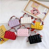"""Womens Brand Bag Louis """"Vitton Designer L9iW Designer Mädchen Seidentuch Taschen Dame Handtasche Messenger Metal Kette Kinder 2021 Kinder GLSF"""