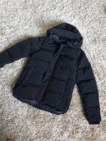 Designer Herren Daunenjacken Veste Homme Outdoor Winter Jassen Oberbekleidung Big Pelz Mit Kapuze Fourtreau Manteau Daunenjacke Mantel Hiver Parka Doudoune