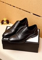 Brand red-soled loafers luxury party men's formal wear flat shoes designer black patent leather suede