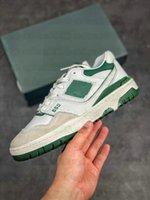 Новый BB550 550 Баскетбол Дизайнер Скейт Обувь Белый ВМС Зеленый Резина Особо Подержанные Мужские Женщины Тренер Спортивная Обувь