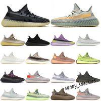Adidas Yeezy 350 380 700 Boost Toptan 2021 Rahat Ayakkabılar Erkek Kadın Eğitmenler Zebra Statik Siyah Bred Beyaz Susam Kremi Açık V2 Spor Tasarımcısı 36-46