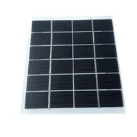 1 قطع 2 واط 6 فولت لوحة بطارية ألعاب شاحن diy توريد مولد الطاقة الشمسية المحمول السلطة المنزل الألواح الشمسية توليد N4V2