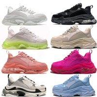 2019 350 Forme vrai Hyperspace Clay Chaussures de course statique 3M réfléchissantes Hommes Kanye West Bleu Tint Bred Baskets femme Baskets Taille 36-48