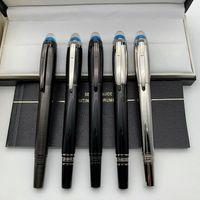 تعزيز القلم الفاخرة جودة عالية الأزرق الكريستال الأعلى الأسطوانة الكرة الأقلام القرطاسية اللوازم المدرسية مكتب الكتابة خيارات سلسة مع الرقم التسلسلي