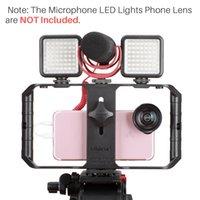 2021 Stabilizers Telefone Celular Handheld Camera Titular Vídeos de Gravação de Vídeo Shooting Live Stabilizer Dispositivo