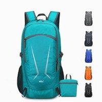 Stuff Sacks EXCELLENT ELITE SPANKER Outdoor Backpack Travel Folding Backpacks Large-capacity Multi-function Portable Storage Bag