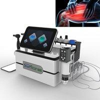 Оборудование красота здоровья Ударная волна для боли для боли для тела Спорт Спорт Реабилитация Tecar Diathermy Физиотерапевтическая машина