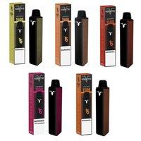 Pen-stylo à cigarettes de cigarette de cigarette ignu V15 Préremplé 5,1 ml 850mAh 1500 Puffs Système de Pod Système synthétique Barre de vapeur synthétique