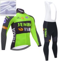 Winter JUMBO VISMA CYCLING Jacket Bike Pants Clothing Ropa Ciclismo MEN Thermal Fleece 20D BICYCLING Jersey Maillot Factory Outlet