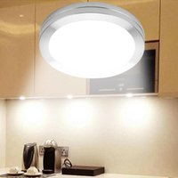캐비닛 라이트 6 / 10pcs 스포트 LED 울트라 얇은 12V / 2W 임베디드 작은 천장 통, 주방 욕실 거울 헤드 라이트 스포트 라이트