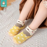 0 -4 Years Cute Bear Winter Kids Warm Terry Socks Shoes Socks Infant Boys Thicken Shoes Cotton Baby Girls Booties Soft Sole 2102 Q2