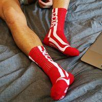 Мужские и женские GCD трубки носки Harajuku цвет полосатые носки