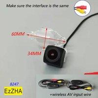 Capteurs de stationnement de la voiture à vue arrière pour NV 200 NV200 / EVALIA 2009 ~ 2021 Vision nocturne Sauvegarde imperméable arrière-plan arrière-photo