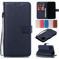 Kartensteckständer Holster für den Fall Huawei p Smart 2021 Ehre 10 9 Lite 9A 8 6C 6x 5x Genießen Sie 7s 5s 5 Y5p Y6p Telefonhülle Brieftasche O21E Zellkoffer