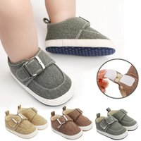 First Walkers 0-18M Infant Toddler Baby Casual Shoes Girls Boys Wearable Non-slip Soft Bottom Sports Sandals Prewalker Born Sneakers