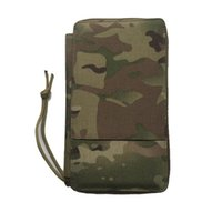 Wallets Army Camouflage Man Wallet Nylon Vintage Big Capacity Long Zipper With Phone Pocket Card Holder Money Bag For Male M001