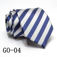 Business men Neck Ties designer 8cm customizable brand high quality Suit Accessories