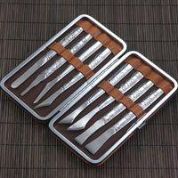 Kit per le unghie 1 set Acciaio inossidabile Acciaio inox Pedicure Attrezzi per pedicure Dry Dead Cuticle Remover Foot Care Manicure Forniture per adulti