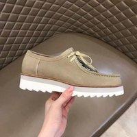 "LV ""Louis""Vitton Vutton 도망가는 디자이너 신발 고품질의 럭셔리 레이스 업 스니커즈 브랜드 남성 캐주얼 크기 38-45 모델 mkjjjp00 ljw"