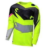 2021 Moto Fabrika Takım Logosu Bisiklet Jersey Ceket erkek Uzun Kollu Yaz Kros Motosiklet Giyim Yol Dağ Bisikleti Bisiklet Hız Teslim