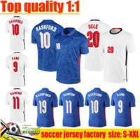 2021 2022 Fans Spielerversion Fussball Jersey Kane Sterling Rashford 21 22 Sancho Henderson Barkley Maguire National Shirt Männer