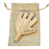 Palm Form Wood Level 5 5 Держатель для соединения Сигарета Rolling Cone Cone Труба 8 мм Король Цинга Papers Трубы Табачко