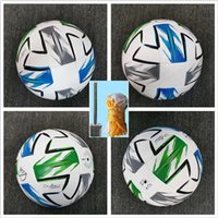 American League high quality ball MLS Soccer 20 21 USA Final KYIV PU size 5 granules slip-resistant football (Ship the without air)